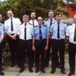 Paramedic Training Chippenham 1990.