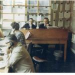 1960's Control. Winchester Ambulance Station.