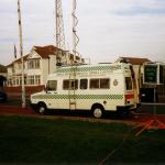 Mobile Control Vehicle at Lee-on-the-Solent.