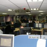 Overall  view of Control Room.