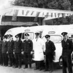 Ambulance Parade.