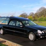 The Hearse Arrives at Wessex Vale.
