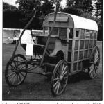1884 Horse Drawn Ambulance.