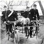 Bicycle Ambulance.